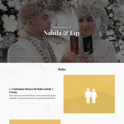 Nabila & Eqy Wedding