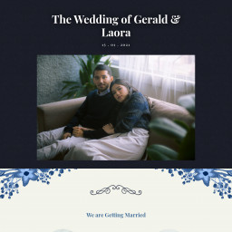 The Wedding of Gerald & Laora